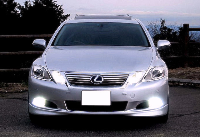 レクサスGS (190)/LEDフォグランプ/Bright C.S.P Led/4000lm+4000lm(6500K)LEXUS GS190系